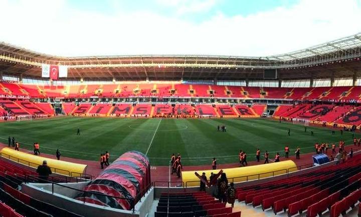New Eskişehir Stadium