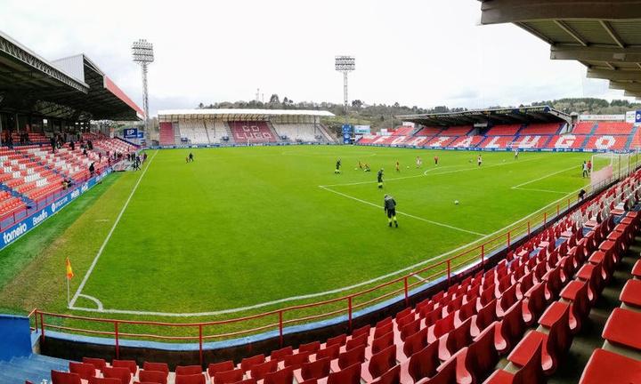 Estadio Anxo Carro