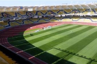 Estadio Francisco Sánchez Rumoroso