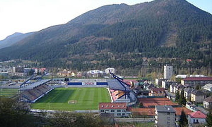 MFK Ružomberok Stadium
