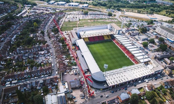 Vicarage Road Stadium