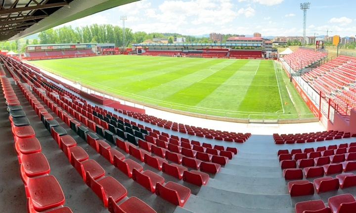 Estadio Municipal de Anduva