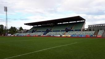 Estadio Nadderud