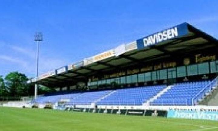 Haderslev Fodboldstadion
