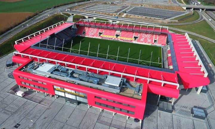 Städtisches Jahnstadion