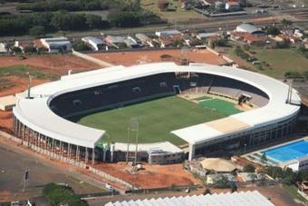 Estádio Fonte Luminosa