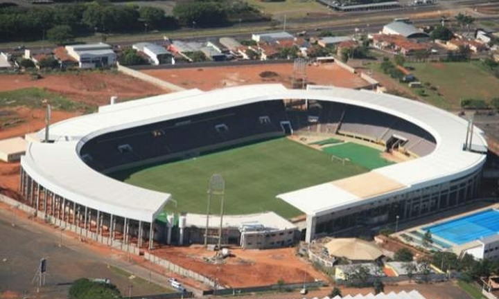 Estádio Fonte Luminosa