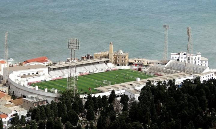 Stade Omar Hamadi de Bologhine