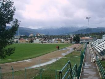 Ethniko Stadio Aigio