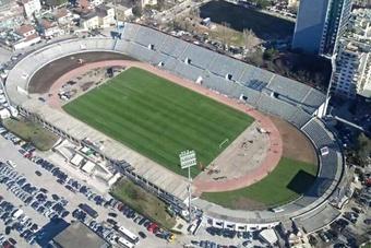 Stadiumi Qemal Stafa