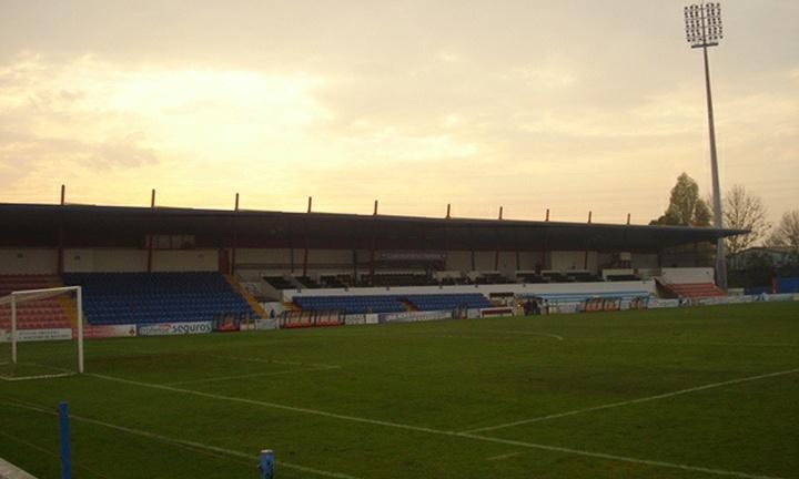 Estádio do Clube Desportivo Trofense