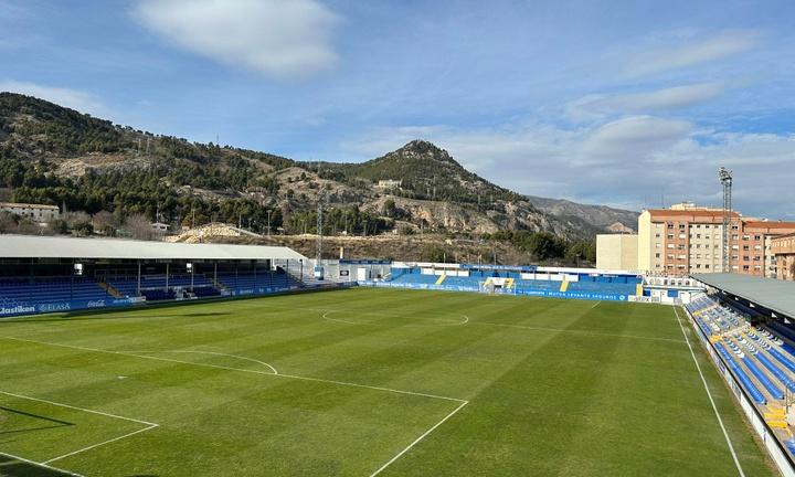Campo Municipal de Fútbol El Collao