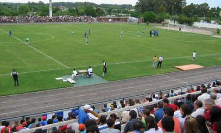 Estadio Parque Carlos Ángel Fossa
