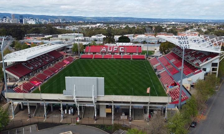 Coopers Stadium