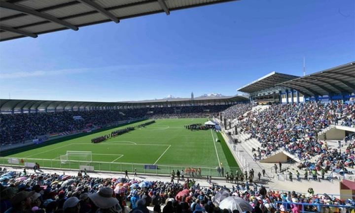 Estadio Municipal de El Alto
