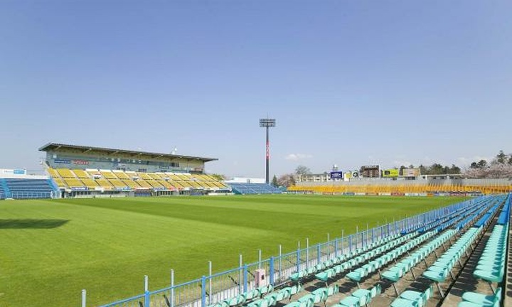 Kashiwa Hitachi Stadium