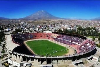 Estadio Monumental de la UNSA