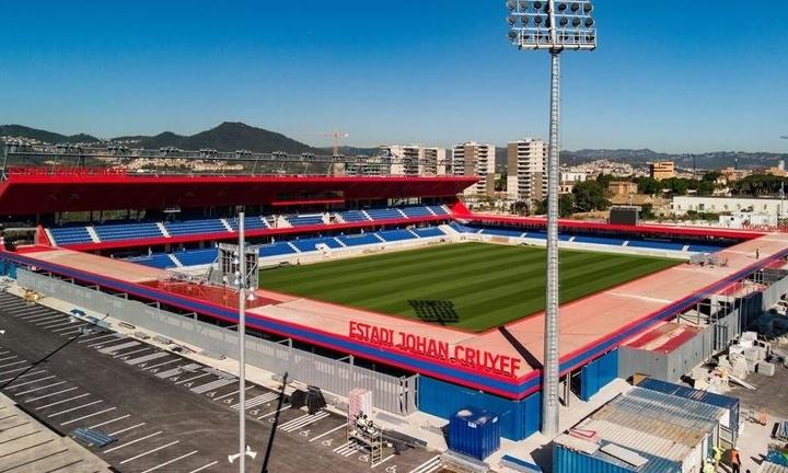 Estadio Johan Cruyff