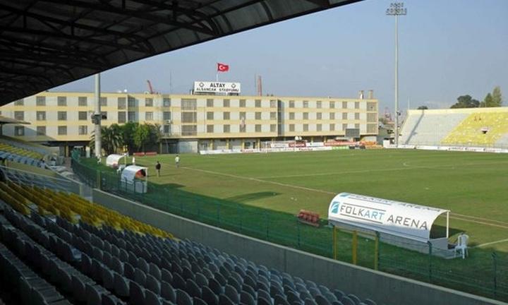 Folkart Altay Alsancak Stadyumu