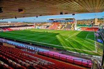 Sincil Bank Stadium