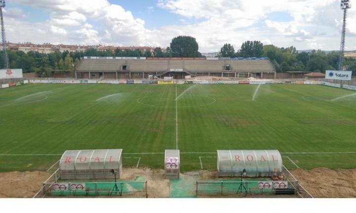 Estadio Municipal Adolfo Suárez