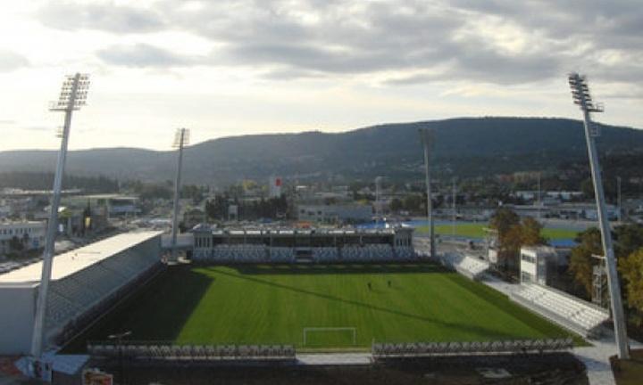 Bonifika Stadium
