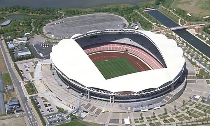 Denka Big Swan Stadium