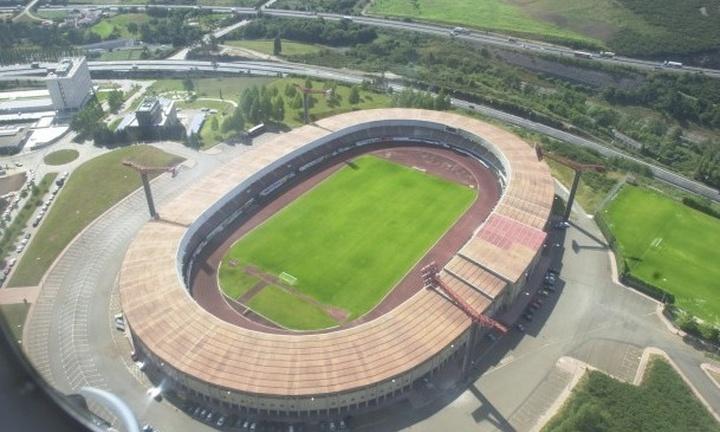 Estadio Municipal Vero Boquete de San Lázaro