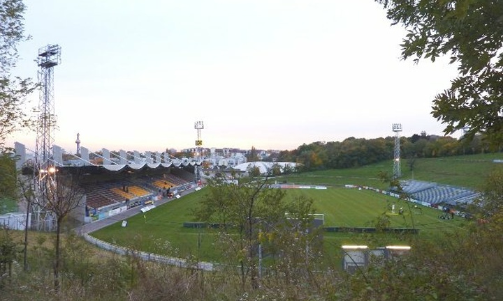 Stadion Hohe Warte