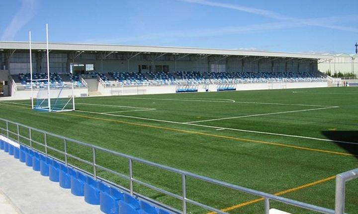 Estadio Municipal de Luchán