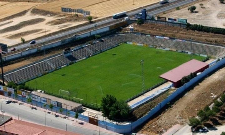 Estadio Municipal El Soto