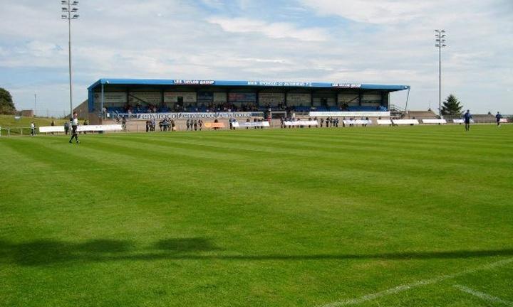Balmoor Stadium