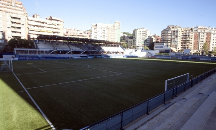 Municipal Nou Sardenya