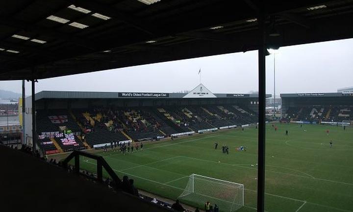 Meadow Lane Stadium