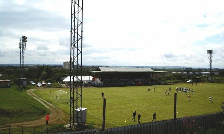 Cliftonhill Stadium