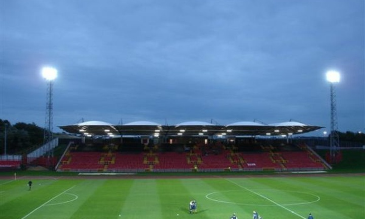 Gateshead International Stadium