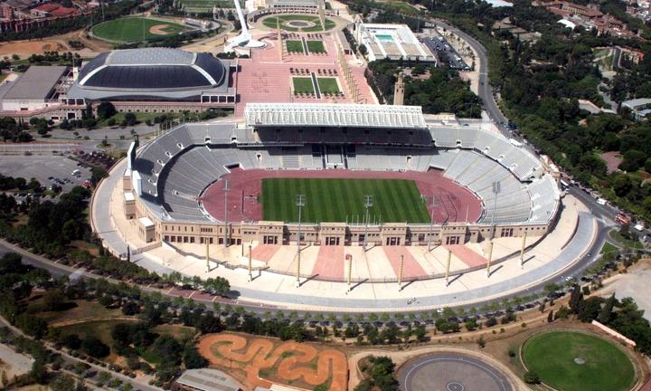 Estadio Olímpico Lluís Companys