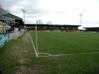 Plainmoor Ground