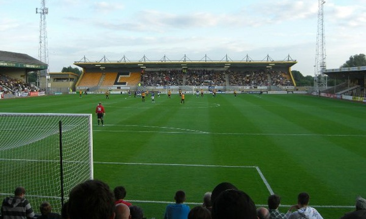 The Abbey Business Stadium