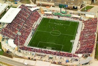 Ontario Soccer Centre
