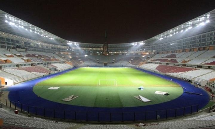 Estadio Nacional de Lima
