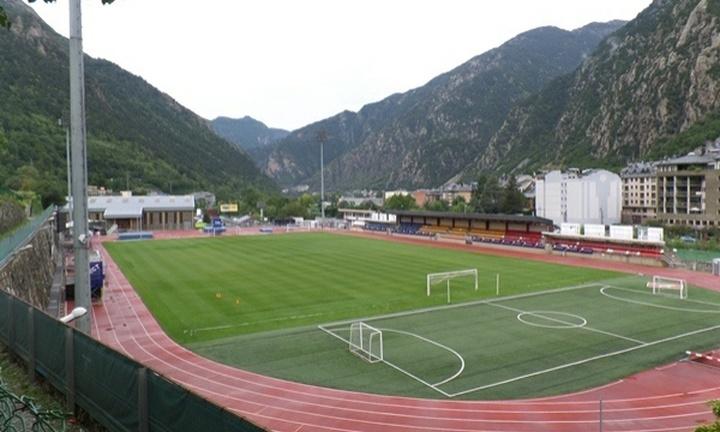 Estadi Comunal d'Andorra la Vella