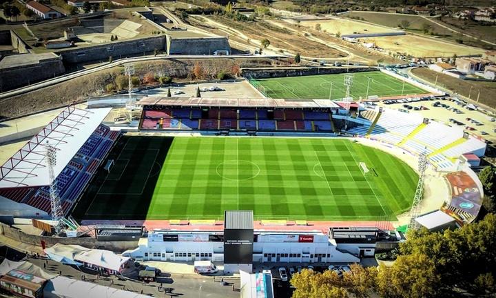 Estádio Municipal Eng. Manuel Branco Teixeira