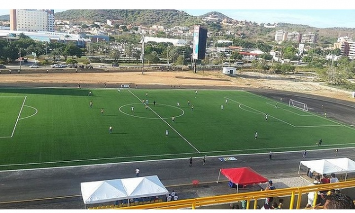 Ciudad Deportiva Pampatar