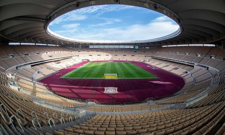 Estadio Olímpico de La Cartuja