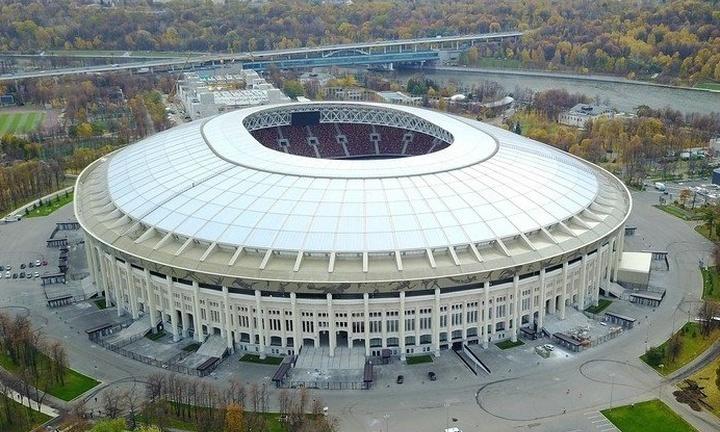 Olimpiyskiy stadion Luzhniki