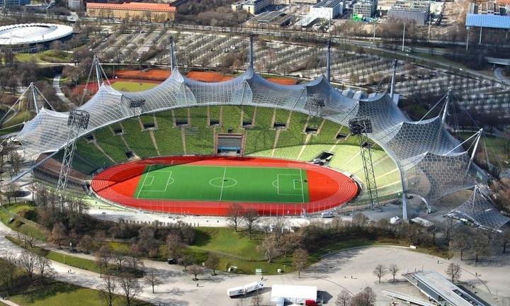 Estadio Olímpico de Múnich