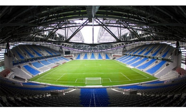 Estadio Central de Almaty