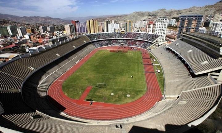 Estadio Hernando Siles