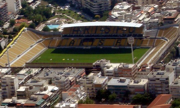 Stadio Harilaou Kleánthis Vikelídis